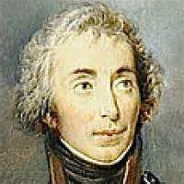 Né à Paris en 1766, maréchal d'Empire en 1815, je suis aussi Grand aigle de la légion d'honneur (1807) , comte de l'Empire (1808) et pair de France en 1815. M'illustrant pendant presque toutes les campagnes napoléoniennes, je m'exile pendant 5 ans à l'arrivée de Louis XVIII. Rentrant en France en 1821, je décède au retour d'un voyage le 29 mai 1847 à Saint-Étienne. Inhumé dans la division n°57