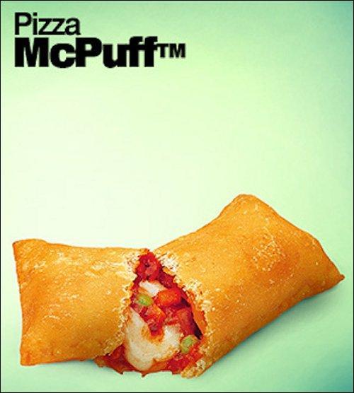 Dans quel pays pouvez-vous commander un McPuff au McDonald's ?
