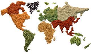 Dans quel pays mange-t-on ?