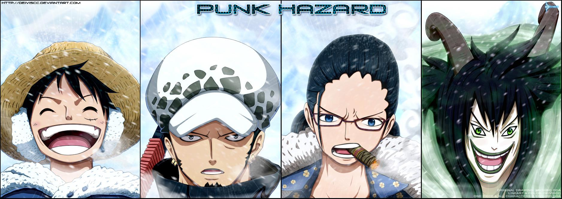 One Piece : Punk Hazard
