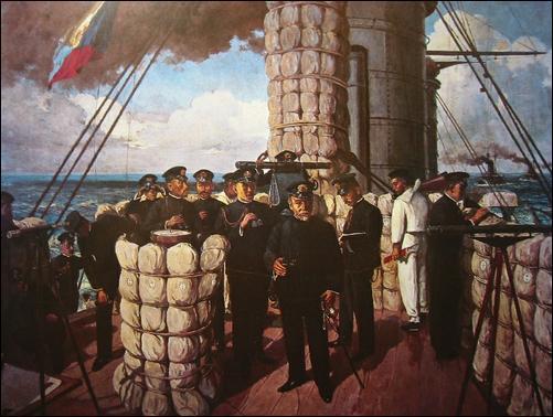 En 1904, Nicolas II déclare la guerre au Japon après que les forces nippones aient attaqué la flotte russe à Port-Arthur, une ville portuaire chinoise. Combien dénombrera-t-on de victimes dans ce conflit préfigurant la Première Guerre mondiale ?