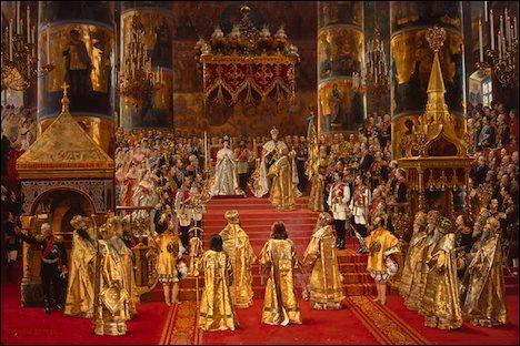 Nicolas Romanov est né en 1868 au sein de la famille impériale russe. À cette époque, la Russie est un vaste empire qui prospère économiquement. Quel est le nom de baptême de Nicolas Romanov ?