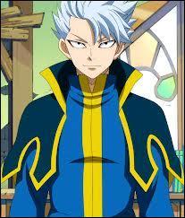 'Fairy Tail' : Léon Bastia est un mage issu de la guilde de Lamia Scale et qui maîtrise la magie de l'eau.