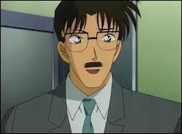 'Détective Conan' : Kudo Yusaku, père de Shinichi, est un écrivain de romans policiers et il est connu pour son personnage de fiction nommé 'Le Kid'.