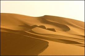 Sur combien d'états s'étend le désert du Sahara, le plus vaste désert chaud du monde ?