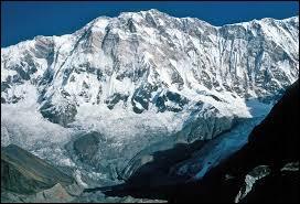 Dans quel état se situe l'Annapurna, l'un des sommets de la chaîne de l'Himalaya ?