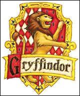 Gryffondor représente le...