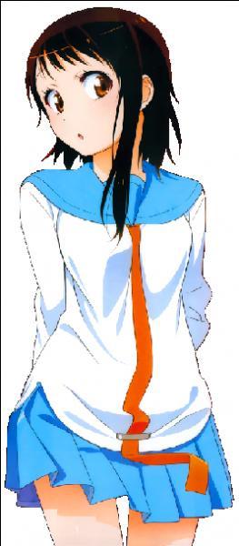 De quel manga vient cette fille ?