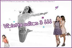 Violetta, saison 3