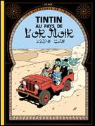 Quel est le numéro de l'album  Tintin au pays de l'or noir  ?