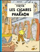 Quel méchant rencontre Tintin pour la première fois dans  Les Cigares du pharaon  ?