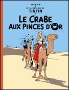 Quel est le nom du navire dans lequel Tintin rencontre Haddock dans  Le Crabe aux pinces d'or  ?