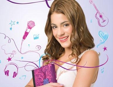Violetta saisons 1 et 2