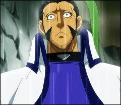 Comment s'appelle cet homme que Gildarts bat sur l'île de Tenrô ?