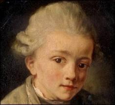 Quand est né W. A Mozart ?