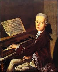 Quel était le nom de naissance de Mozart ?