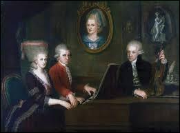 Quel était le nom des parents de Wolfgang Amadeus ?