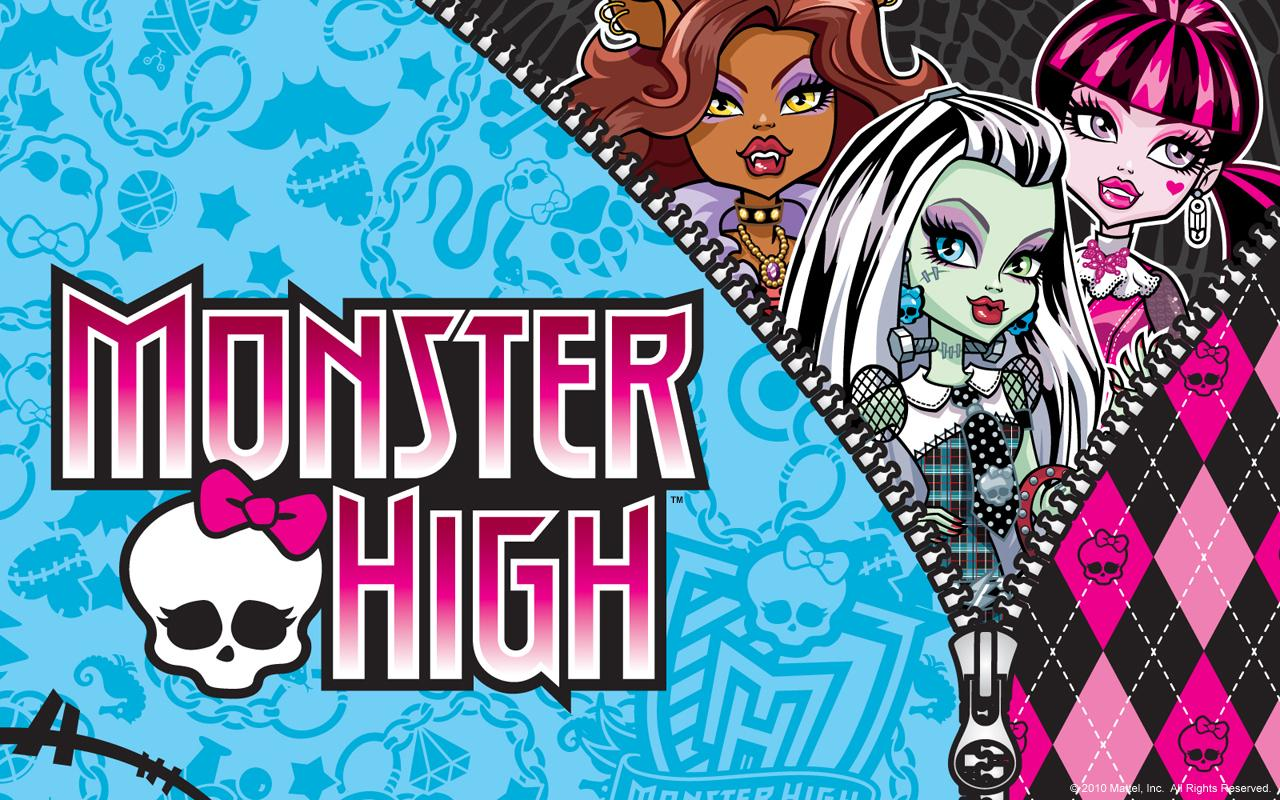 Monster High : personnages fantastiques ! (pour tous)