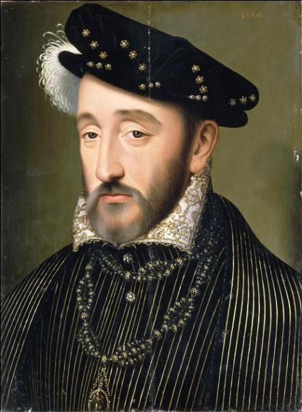 Henri II, fils de François Ier, monta sur le trône en...