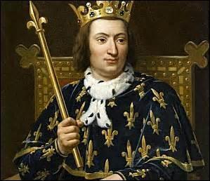 Quand Charles V, fils de Jean le Bon, accéda-t-il au trône ?