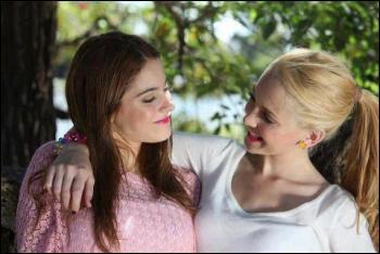 En vrai, qui est la meilleure amie de Violetta ?