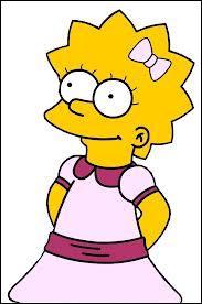 Qu'est-ce que Lisa n'a pas ou presque pas ?