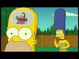 Quand Homer a eu son singe, à quoi lui a-t-il servi ?