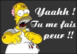 Qui a aidé Homer à trouver la personne qui essaye de le tuer ?