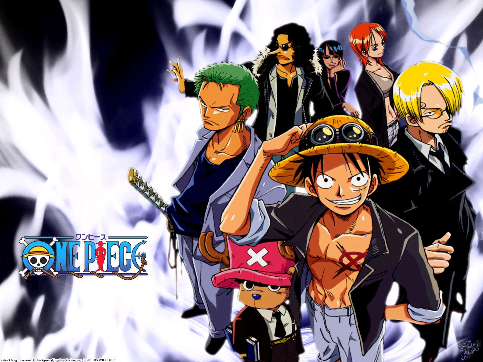 One Piece : équipages pirates