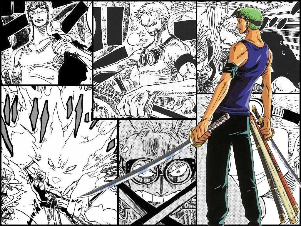 One Piece : manga / anime