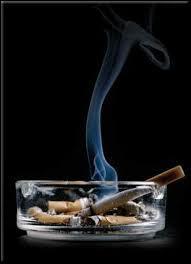 Quel groupe chantait  Mes cigarettes sont toutes fumées dans le cendrier, c'est plein de Kleenex et de bouteilles vides...   ?