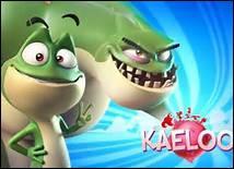 Contre qui Bad Kaeloo se met-il toujours en colère ?