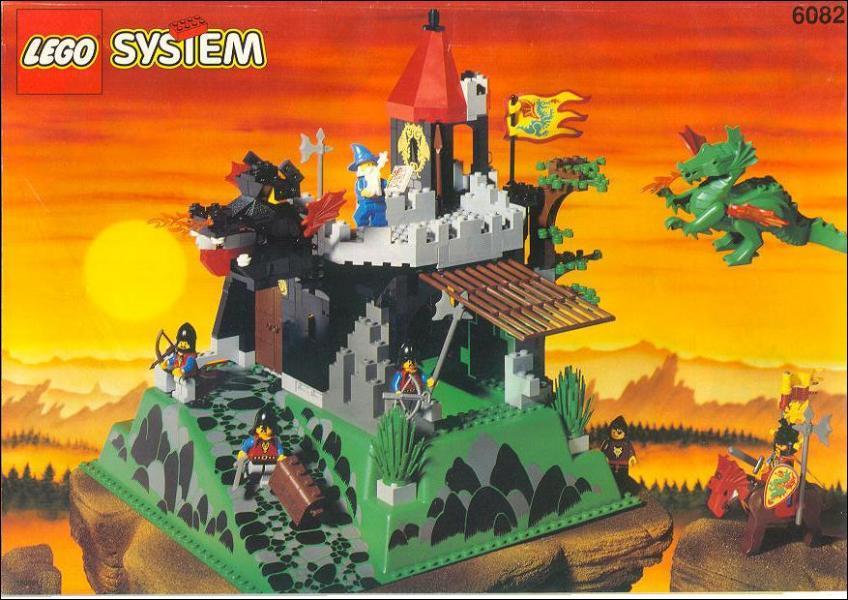 La société LEGO est une société