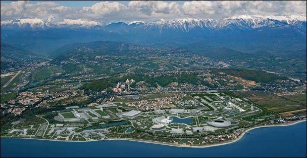 Dans quel pays peut-on visiter la ville de Sotchi ?