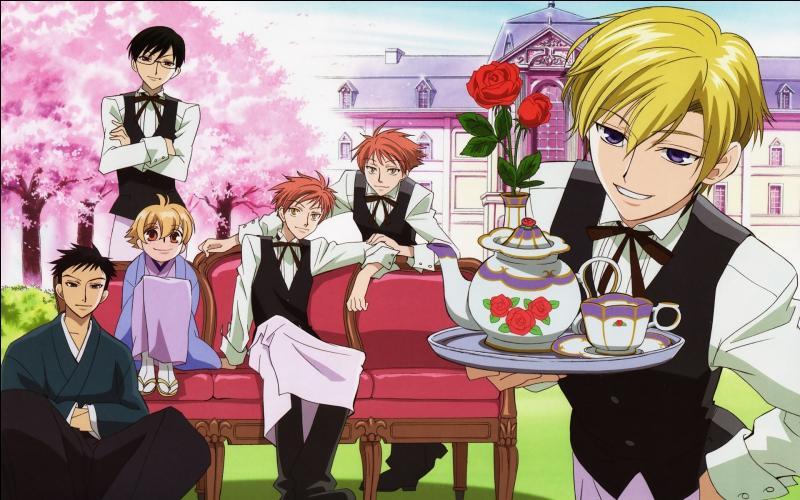 Qui est dans la même classe qu'Haruhi ?