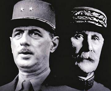 Pétain-De Gaulle
