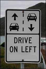Un pays a changé de sens de circulation automobile en 1968 passant du côté gauche au côté droit. Lequel ?
