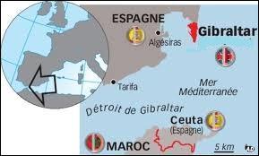 A Gibraltar, la langue officielle est l'espagnol.