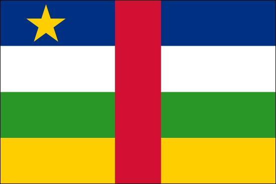 La Centrafrique a pour capitale Bangui.