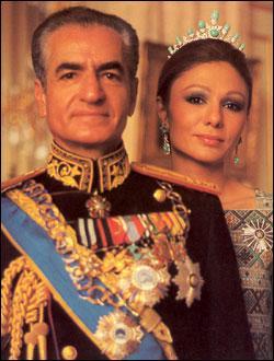Quel était le titre du dirigeant de l'Iran, Mohammad Reza Pahlavi, avant d'être destitué par la révolution islamique iranienne de 1979 ?