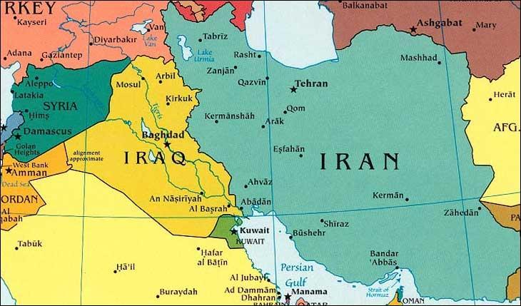 Lors de la déclaration de guerre de l'Irak à l'Iran, quel camp la communauté internationale soutient-elle ?