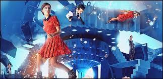 Le TARDIS possède son propre centre de gravité.