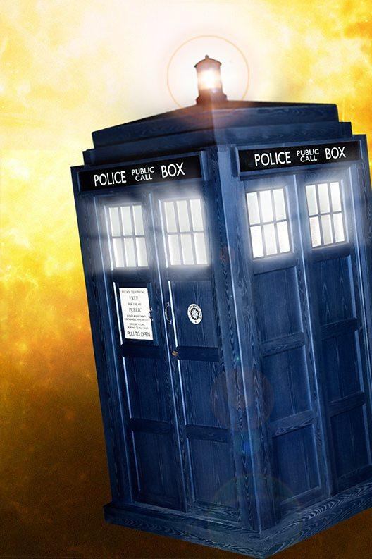 Doctor Who : le TARDIS