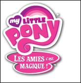 Appel White fait partie de My Little Pony.