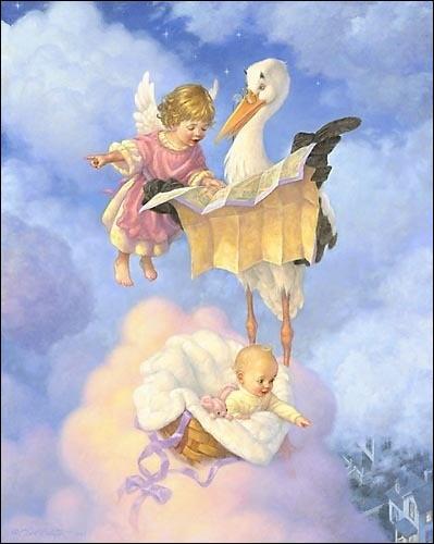 Dieu expliqua à Joan les secrets de la procréation et depuis ...