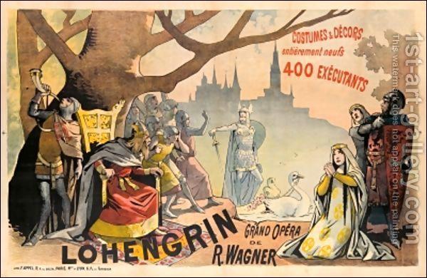 Quel est le surnom de  Lohengrin , dans l'opéra éponyme de Wagner ?