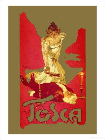 Nous connaissons tous  Tosca , héroïne de l'opéra de Puccini  La Tosca . Quel est le prénom de cette cantatrice dans l'opéra ?