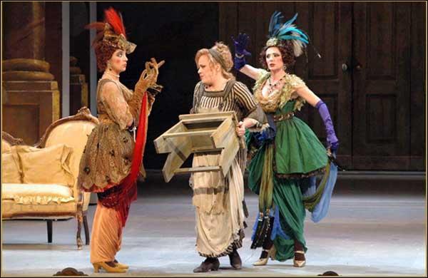 Qui est le personnage principal de  La Cenerentola  de Rossini ?