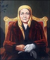 L'égyptienne Hoda Charaoui est l'une des premières féministes musulmanes. Par quel acte devient-elle célèbre en 1923 ?