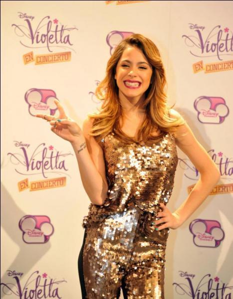 Dans quelle ville Violetta est-elle née ?